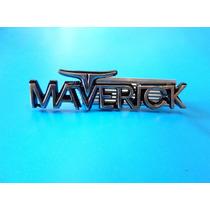 Emblema Ford Maverick Para Parrilla