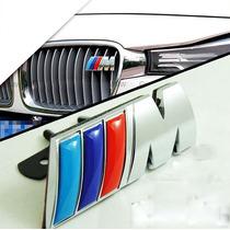Emblema Bmw M Parrilla Y Cajuela Serie 1 2 3 5 X1 X3 X4 X5 6