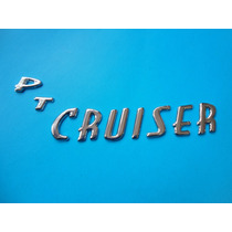 Emblema Pt Cruiser Crusier Chrysler