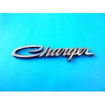 Emblema Dodge Charger Tapas De Puerta Años 60´s Y 70´s