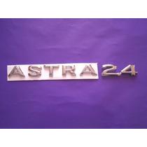 Emblema Astra 2.4 Chevrolet