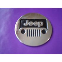 Emblema Jeep Parrilla Adorno De Uso