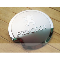 Embellecedor Tapa Gasolina Cromo Peugeot 307 Tuning!