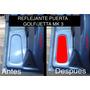 Calcomanias Reflejantes Puertas Golf/ Jetta Mk3