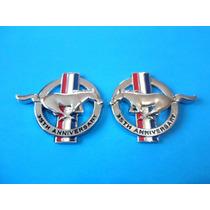 Emblemas Ford Mustang 35 Aniversario