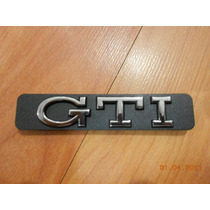 Emblemas Golf Gti Laterales Mk3 A3 Vr6
