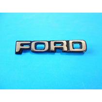 Emblema Ford Mustang 5.0 Años 80´s Para Cajuela