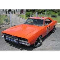 Kit Calcas General Lee Charger Challenger Dodge