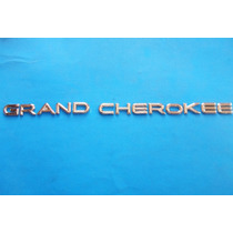 Emblema Grand Cherokee Jeep Chrysler Para Laterales