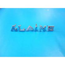 Emblemas Renault Clasico Alpine - Dinalpine