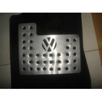 Juego Posapies Volkswagen Tapete Aluminiotroqueladotipo Momo