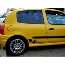 Calcomania Sticker Renault Sport Lateral