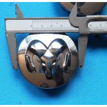 Dodge Centro De Rin Original Cromado Usado Precio X Pieza