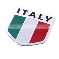 Emblema Italy Italia Bandera 5cm X 5cm