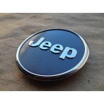 Emblema Jeep Logo Ideal Para Llavero Adorno Originales