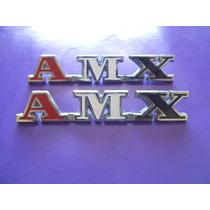 Emblemas Amx Rambler Rally