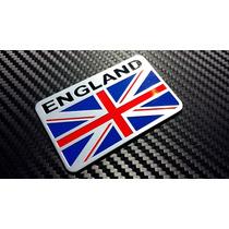 Emblema Bandera Inglaterra Mini Cooper Austin