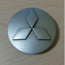 Centro De Rin Mitsubishi Gris 59mm