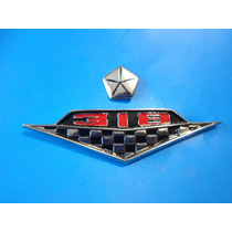 Emblema 318 Chrysler Plymouth Dodge Super Bee Coronet Magnum