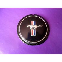 Emblema Repuesto Tapon De Gasolina Mustang 1965-1966 Ford
