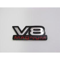 Dodge - Ram - Emblema V8 Magnum