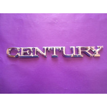 Emblema Century Buick Chevrolet