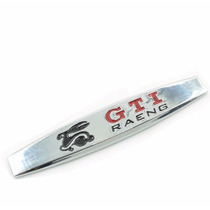Logo Rabbit Gti Vw Adherible Golf Mk1 Mk2 Mk3 Mk4 Turbo Euro
