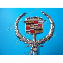 Emblema De Cofre O Mirilla Chevrolet Cadillac Gmc