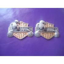 Emblemas Harley Davidson Motor Cycles Garra