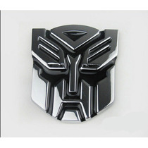 Stickers 3d Transformers Autobot