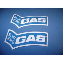 Jgo De 2 Stickers Calcomanias Gas Tuning!!!