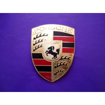 Emblema Porsche Logo Universal Auto Camioneta