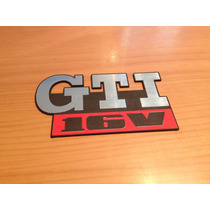 Emblema Golf Gti 16v A2 Mk2 Nuevo Nacional