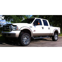 Cantoneras Tipo Bushwacker Ford Super Duty F-250, F350 99-07