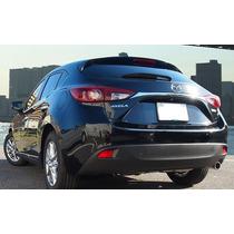 Barra Trasera De Cajuela Mazda 3 Hatchback 2014 2015 2016