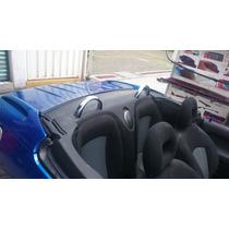 Arcos Cromado Asiento Traseros Para Peugeot 206 Cc