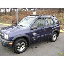 Kit De Cantoneras Chevrolet Tracker (99-09)