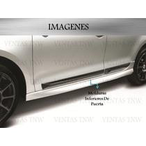 Juego De Molduras Inferiores Para Volkswagen Jetta A6 Mk6