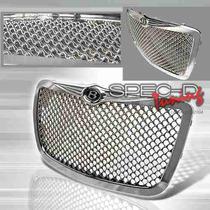 Parrilla Cromada Lujo Bentley Chrysler 300 300c 05 06 07 08