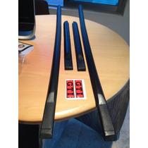 Molduras Delgadas Golf A2 Mk2 Gti 16v Incluyen Logos Gti