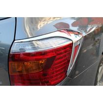 Cubiertas Cromadas De Calaveras Toyota Highlander 08 09 10