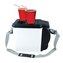 Mini Refirgerador Hielera Frigobar Portatil Para Auto Bebida