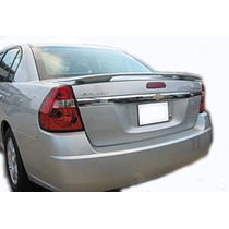 Spoiler Chevrolet Malibu 04 05 06 07 Cola Pato Aleron