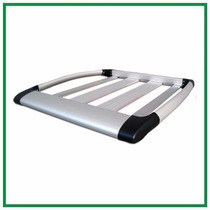 Canastilla Portaequipaje De Aluminio