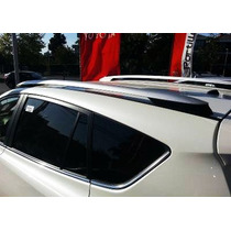 Barras Gemelas Porta Equipaje Verticales Toyota Rav4 2013