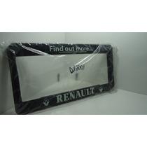Porta Placas Renault,modelo Nuevo Ganalo...!!!! Hm4