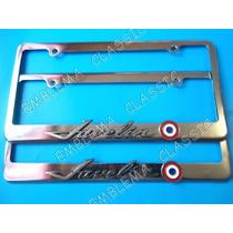 Emblemas Porta Placas Rambler Javelin Amc
