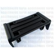 Porta Placa De Plástico Resistente Suburban Silverado 92 98