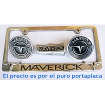 Maverick Portaplacas Metalico Figura De Toro Porta Placa