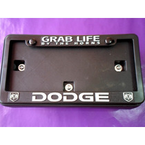 Base Y Porta Placas Dodge Stratus 2004 - 2006 Antirrobo Kit